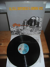 "Rats Of Unusual Size ‎""Id, Ego, Superego And Burns Ltd."" LP SCREMIN SKULL USA 92"