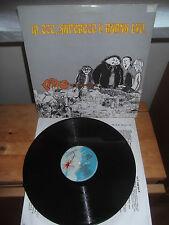 "Rats Of Unusual Size ""Id, Ego, Superego And Burns Ltd."" LP SCREMIN SKULL USA 92"
