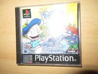 Rugrats in Paris The Movie Sony PlayStation 1 PS1  - pal version NEW SEALED