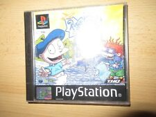 Rugrats in Paris The Movie Sony PlayStation 1 Ps1 PAL With Manual