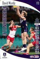 ✺New✺ 2020 FREMANTLE DOCKERS AFL Card DAVID MUNDY Teamcoach