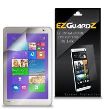 1X EZguardz LCD Screen Protector Cover Shield HD 1X For Toshiba Encore 2 Write 8