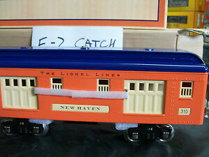 SCARCE The Lionel Lines MTH Built # 310 Series Tinplate New Haven Baggage Car