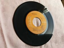 """DAVID BOWIE SPACE ODDITY FAME ITALY  45 7"""" VG+"""