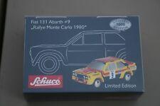 PICCOLO FIAT 131 ABARTH N9 RALLYE MONTE CARLO 1980