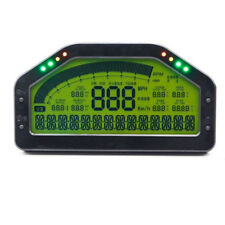 Dash Race Display DPU alle Sensoren Alarm und Rally Gauge LED's Armaturenbrett