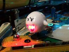 Gottlieb Super Mario Bros Pinball Light  Mouth Boo Ghost Mod Easy Installation