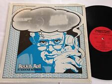 Rock And Roll Is Serious Business - Main Street 1983 RARE LP