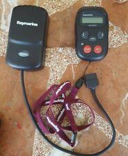 Raymarine S100 Wireless Remote with Rf base