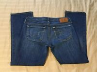 Women's Big Star Rikki Low Rise Ankle Jeans Size 28 (#569)