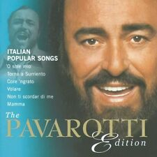 Luciano Pavarotti - Italian Popular Songs (Pavarotti Edition) [New CD] Holland -