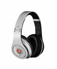Beats by Dr. Dre Silver Headphones