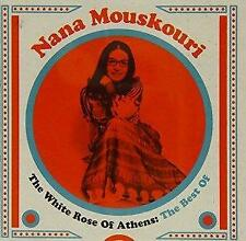 Nana Mouskouri - The White Rose Of Athens: The Best Of (NEW CD)