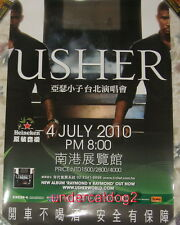Usher Raymond V Raymond Live in Taipei Taiwan Promo Poster