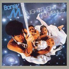 Nightflight to Venus [Bonus Tracks] [Remaster] by Boney M. (CD, Apr-2007, Sony BMG)