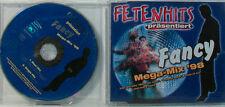 FETEHITS présente FANCY MEGA MÉLANGE 98´ - MAXI CD (O125)