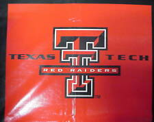 Texas Tech University Red Raiders Pool Table Cover