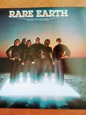 RARE EARTH - Band Together (Vinyl, LP 1978 Motown) Very Good Condition