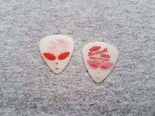 EBE Glow in the dark Alien Roswell 50th Anniversary Crash Site guitar pick