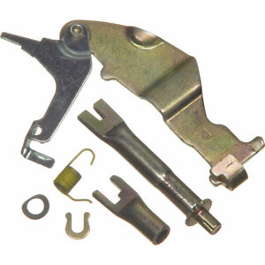 Drum Brake Self Adjuster Repair Kit Rear Right Wagner H2697
