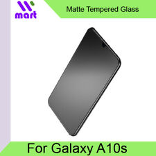 Matte Tempered Glass Screen Protector For Samsung Galaxy A10s