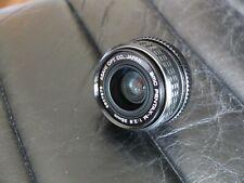 PENTAX-M SMC 35mm f/2.8 excellent état