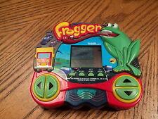 Tiger Frogger Hand Held Electronic Games 1990  Konami    China