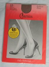 Charnos Bee Lines 15 Den Fashion Point Fully Fashioned Stockings Intrigue Small