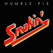 HUMBLE PIE Smokin BANNER HUGE 4X4 Ft Fabric Poster Tapestry Flag album cover art