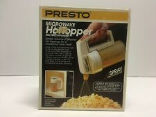 🚨Presto Microwave Hot Topper Melter Dispenser Spritzer 03050 Open Box