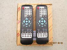 04 - 07 SCION XB 1.5L I4 SET OF 2 REMOTE CONTROL DVD AUDIO VIDEO PT900-52080-RC