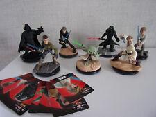 Disney Infinity 3.0 Star Wars - 7 Light Fx Game Characters (Yoda, Anakin - New