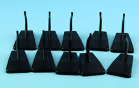 10PCS!  Aircraft General Plastic Stand Fit for 1:400 Scale Aircraft Model