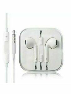 New Earphones Headphone For Apple iPhone 6s 6 5c 5 5S 5SE iPad  HandsfreeiPod