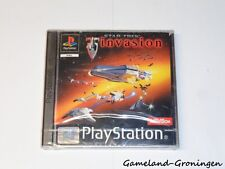 PlayStation / PS1 Game: Star Trek Invasion (NEW/SEALED) --RARE--