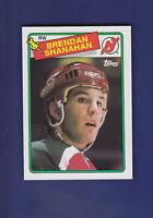 Brendan Shanahan RC 1988-89 TOPPS Hockey #122 (NM)