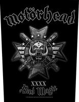 MOTÖRHEAD RÜCKENAUFNÄHER / BACKPATCH # 16 BAD MAGIC