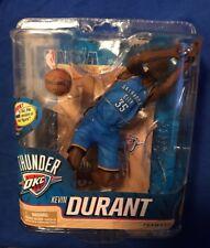 NBA Kevin Durant Series 20 Oklahoma City Thunder Blue Jersey McFarlane Figure