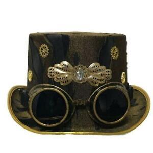Nemesis Now - WHITBY WANDERER'S HAT - Steampunk Fashion
