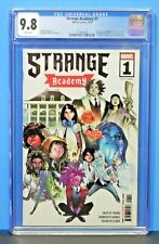 2020 Marvel Strange Academy #1 1st Bright Dormammu CGC Graded 9.8 Key Hot Rare