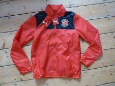 Biadesivo Medium (96.5-102cm) Fleetwood Town Calcio Track Jacket Pioggia/Giacca