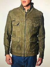 Anerkjendt Herren Leder Jacke (Größe XL) UVP 299 € *LAMMFELL*