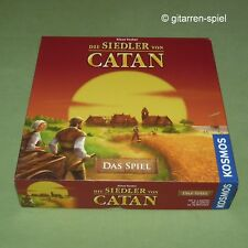 Die Siedler von Catan - Das Spiel - ab 10 Jahren Spiel des Jahres 1995 1A Top!