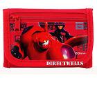 Big Hero Red Wallet