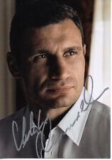 Autogramm - Dr. Vitali Klitschko (Boxen)