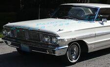 Wimbledon White acrylic enamel single stage restoration auto body car paint kit