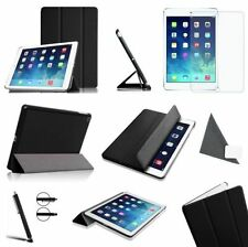 Leather Tablet & eBook Smart Covers/Screen Covers Folios for iPad 2