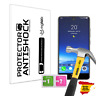 Screen protector Anti-shock Anti-scratch Anti-Shatter Clear Sharp S3