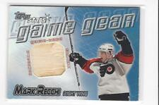 Mark Recchi 2000-01 Topps Stars Game Gear stick #GGMR