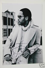 Lenny Kravitz signed 20x30cm Foto Autogramm / Autograph In Person